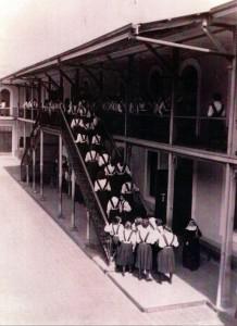 Eleves du collège de  St. Jose au Costa Rica