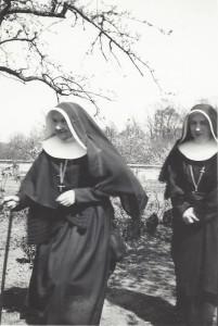 Mere Christine et Mere Marie